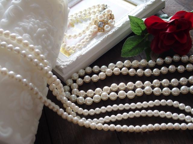 真珠世界にひとつ