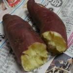 焼き芋の誰でもできる作り方!レンジと新聞だけで簡単石焼き芋!