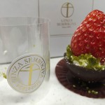 銀座千疋屋「 銀座まるごとチョコいちご 」はイチゴイチエの美味しさ!